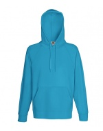 Fruit Lightweight Hooded Sweat Royal Blue przód