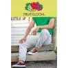 Fruit Elasticated Jog Pants szare