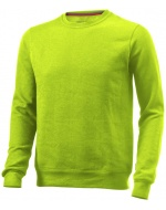 Toss Crewneck Sweat,AppleGrn,S