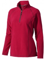 Bowlen 1/4 zip Lds, Red, XS