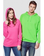 Stedman Unisex Hooded Sweat