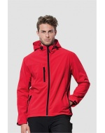 Stedman Active Softest Shell Hooded Men