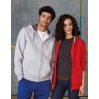 Full Zip Heavyweight Hooded Sweatshirt