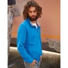 Men´s Zip Neck Sweatshirt Vintage