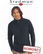 Stedman Active Fleece Zip pół